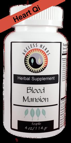 blood mansion organic heart tonic