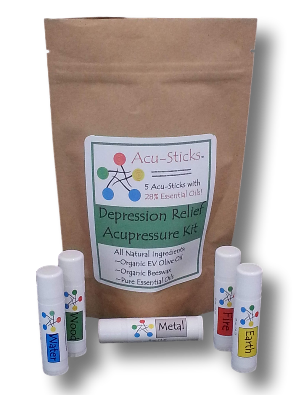 depression-relief-acupressure kit with essential oils