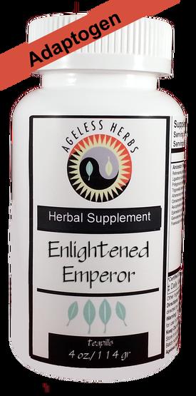 adaptogenic organic herbal formula