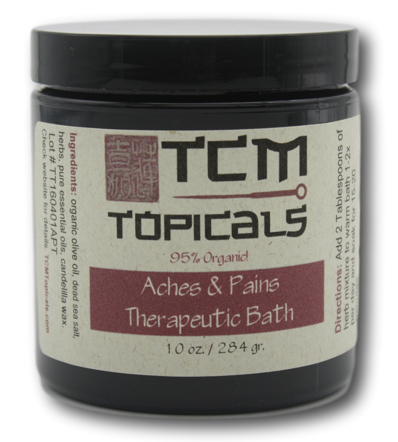 aches and pains essential oils foot-hand soak