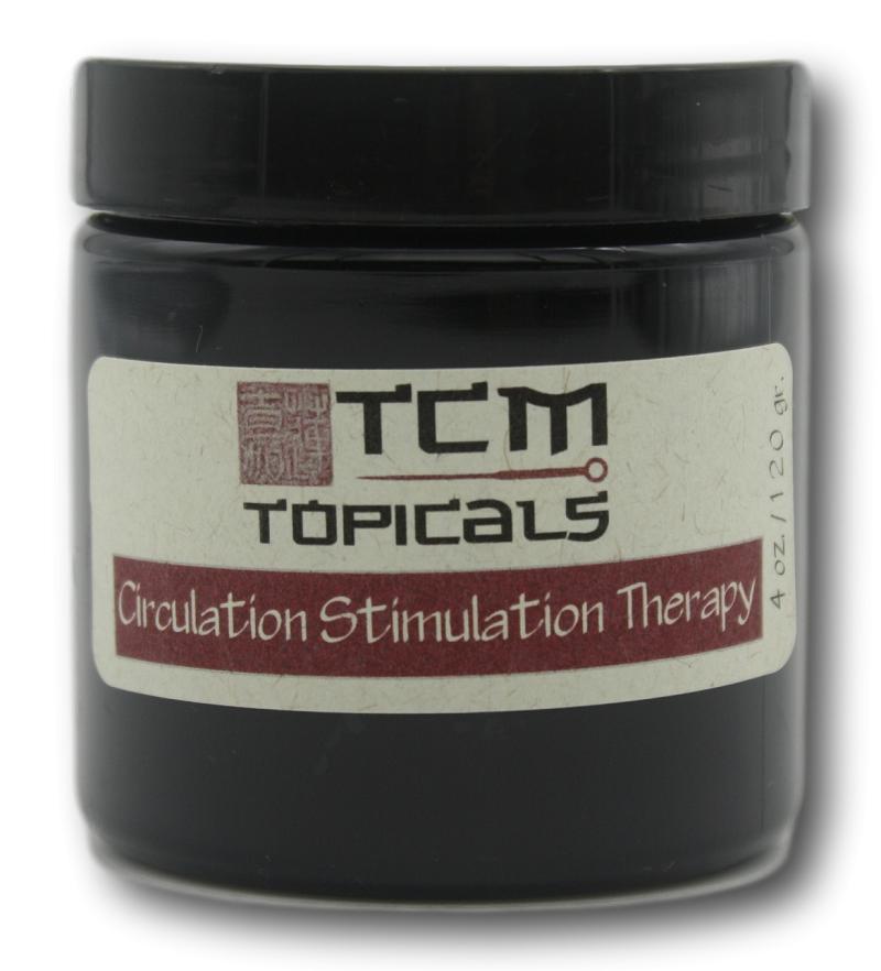 circulation stimulation remedy with essential oils