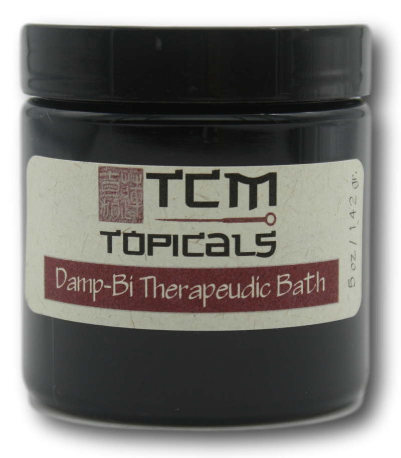 damp-bi pain remedy foot soak with essential oils