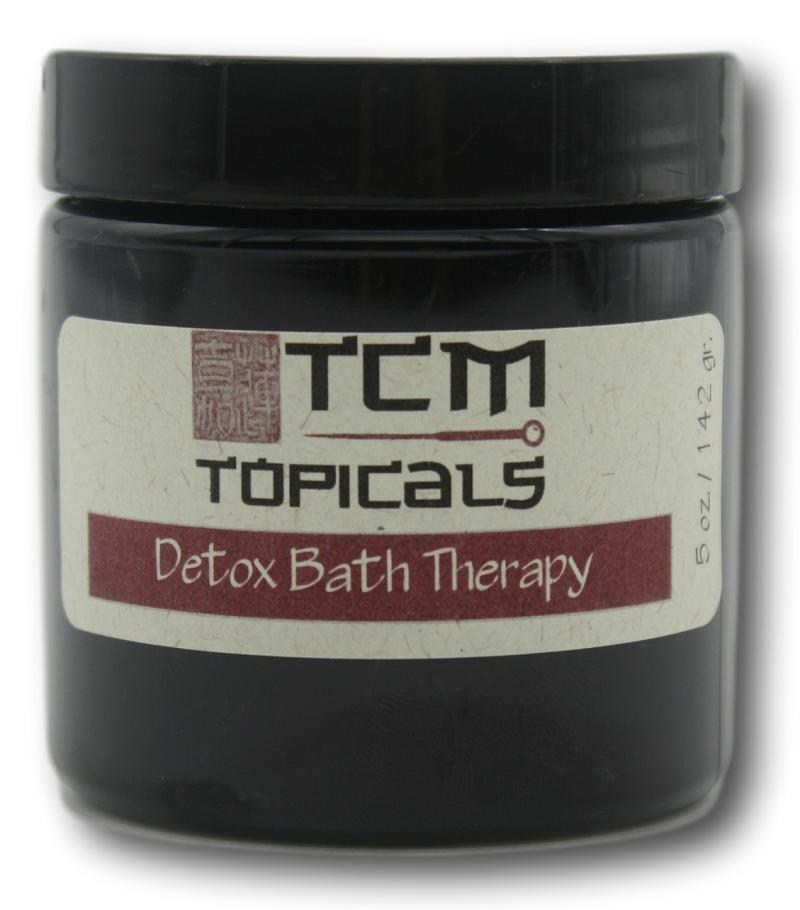 herbal detoxification foot soak