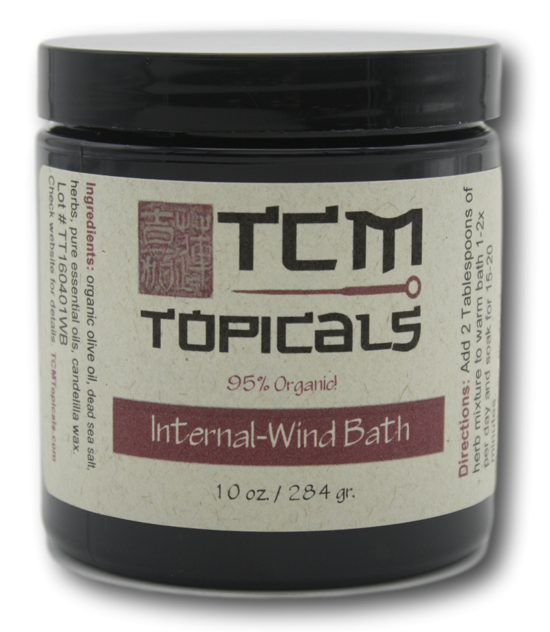 internal wind essential oils foot bath