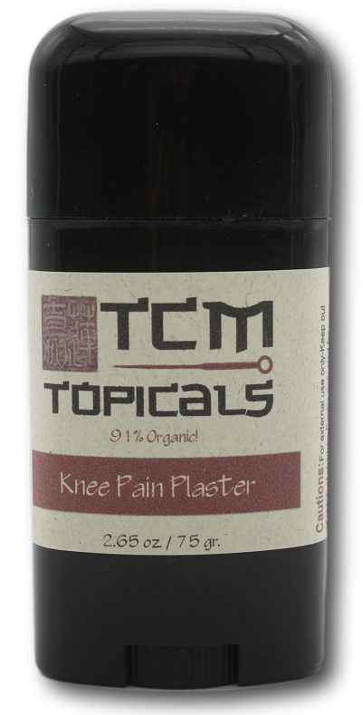 knee pain natural topical remedy with essential oils