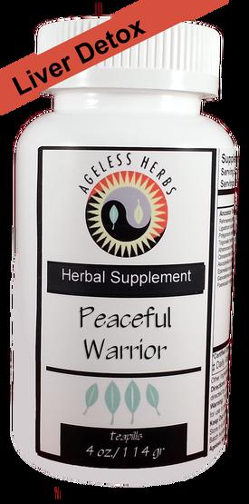 organic liver detox herbal remedy