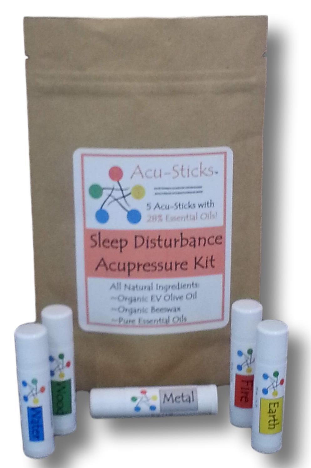 sleep-problems acupressure kit for insomnia