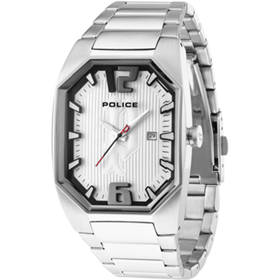 Police Watch PL12895LS/04M