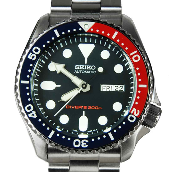 Seiko divers watch SKX009K2