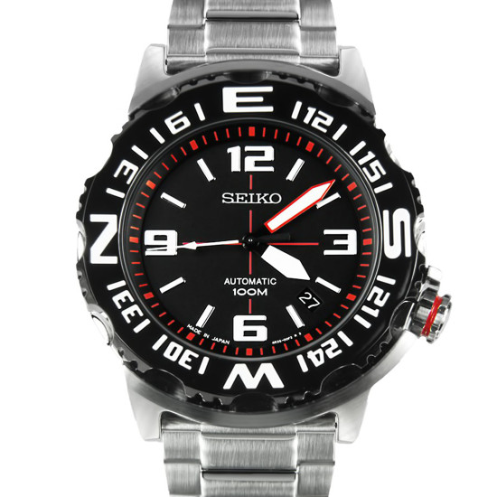 Seiko SRP445J1 Sports Watch