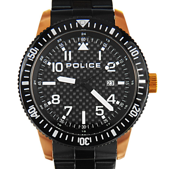 Police Watch PL13754JSRB/02M