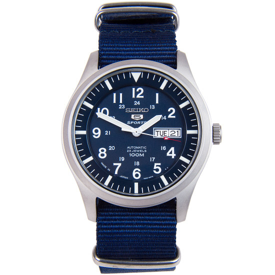 SNZG11J1 Seiko Military Watch