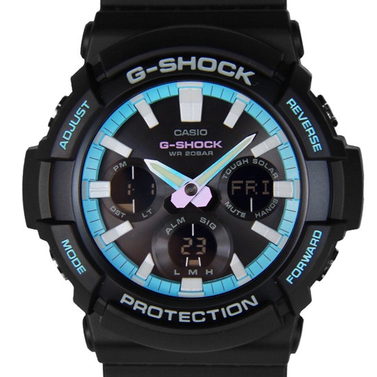 Casio G-Shock Watch GAS-100PC-1A