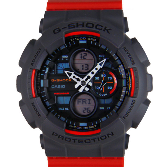 Casio G-Shock Watch GA-140-4A