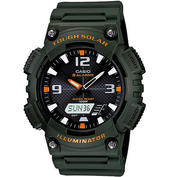 Casio Watch AQ-S810W-3AVDF