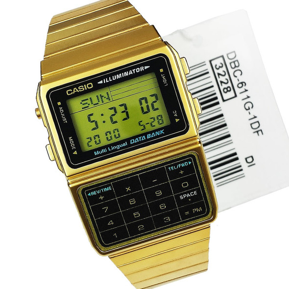 Casio Watch DBC-611G-1DF
