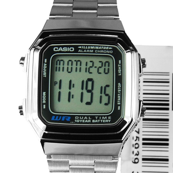 Casio Watch A178WA-1A