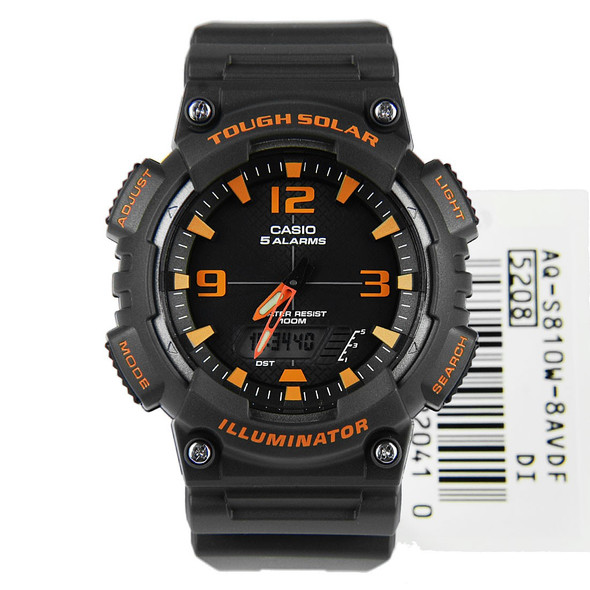 Casio Watch AQ-S810W-8AV