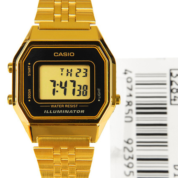 Casio Watch LA680WGA-1DF