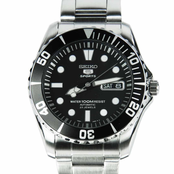 Seiko SNZF17K1 divers watch