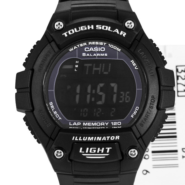Casio Watch W-S220-1BVDF