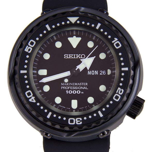 SBBN025 Seiko Marinemaster Professional Divers Watch