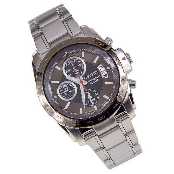 Seiko Chronograph Sports Watch SNAA75P1