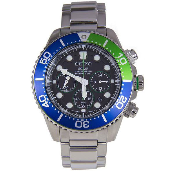 Seiko Solar Chronograph Sports watch SSC239P1