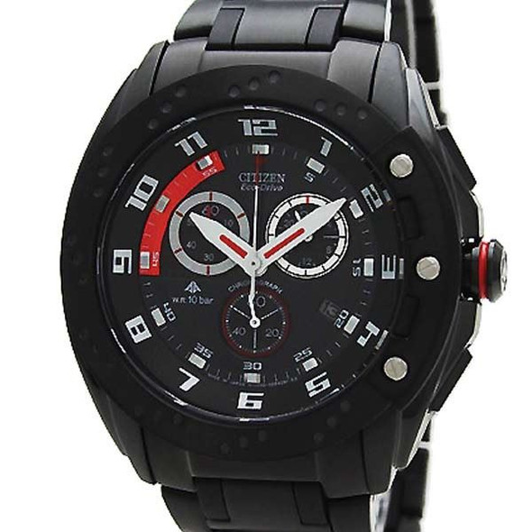 Citizen Chronograph Watch AT0729-51E