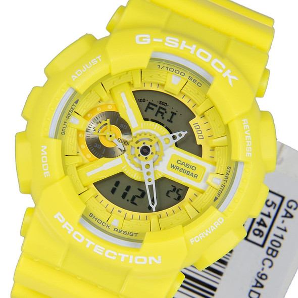 GA-110BC-9ADR GA-110BC-9 Casio G-Shock Watch