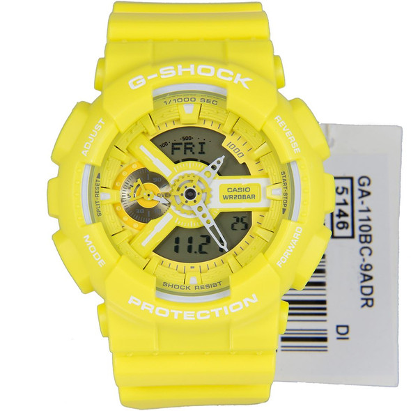 GA-110BC-9ADR Casio Digital Watch