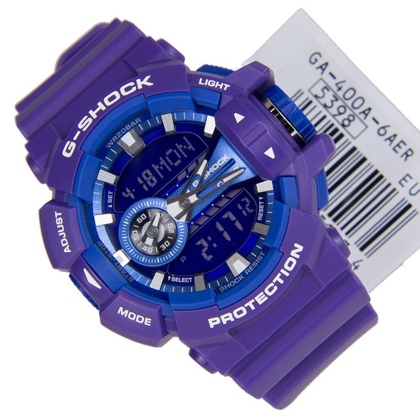 Casio Sports Watch GA-400A-6AER