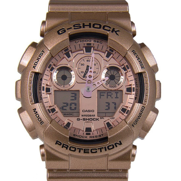 Casio Sports Watch GA-100GD-9ADR