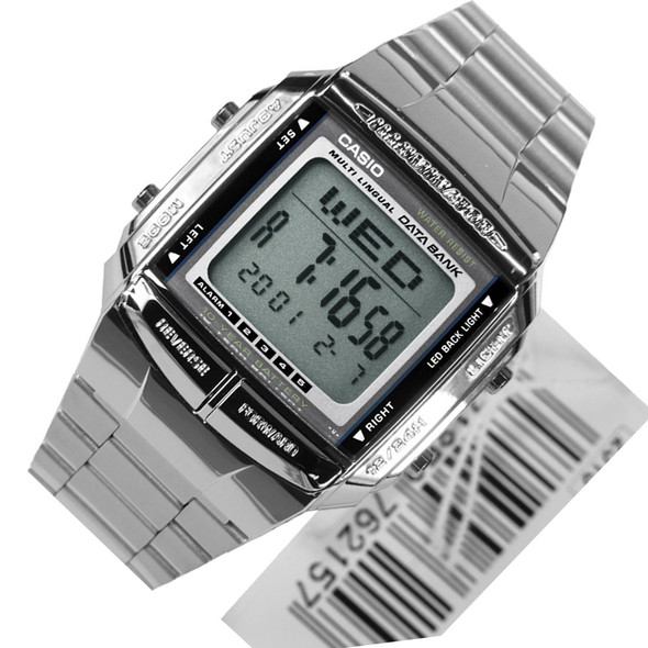 Casio Multi-lingual Watch DB-360-1A