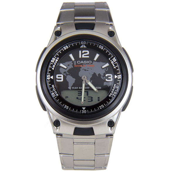 Casio Databank Mens Watch AW-80D-1A2V
