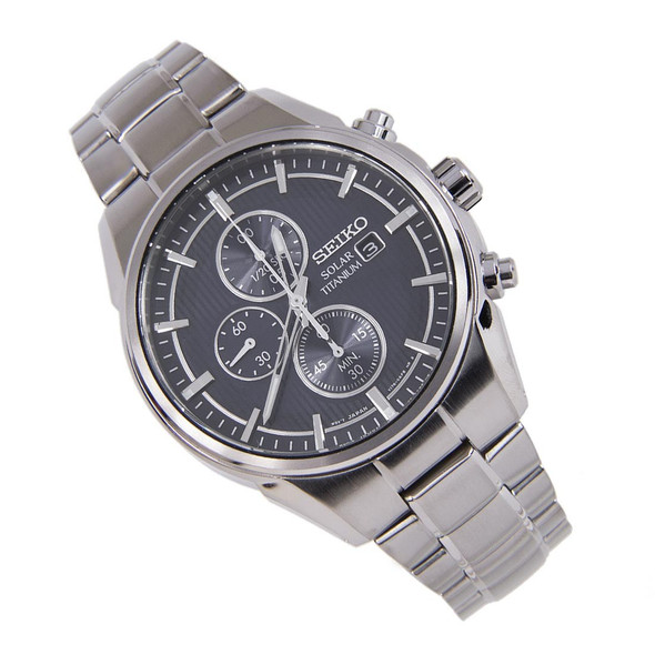 SEIKO SOLAR CHRONOGRAPH WATCH SSC367P1