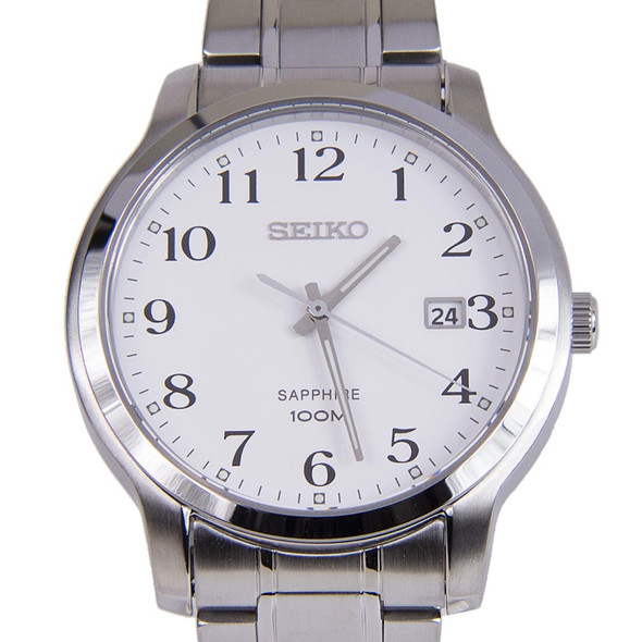 SEIKO CLASSIC MENS WATCH SGEH67P1
