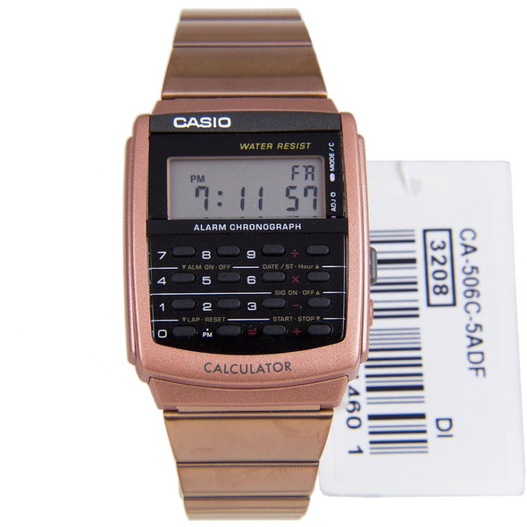 Casio Quartz CA-506C-5A