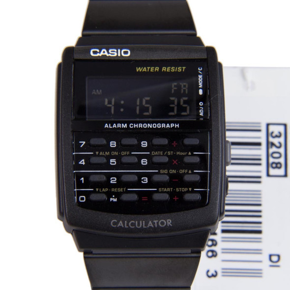 Casio Chronograph Watch CA-506B-1A