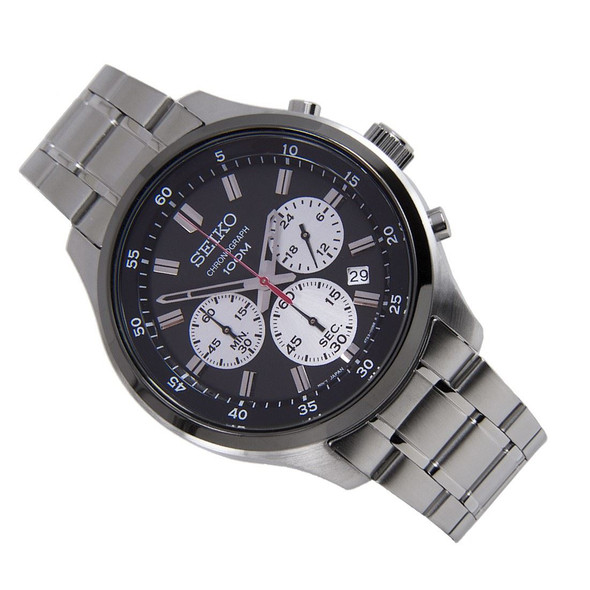 SKS593P1 SEIKO CHRONOGRAPH MENS WATCH