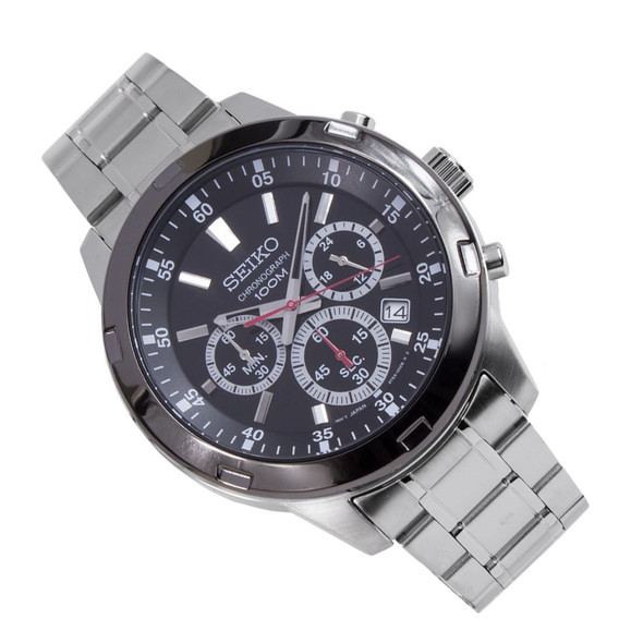 SKS611P1 SKS611 Seiko Chronograph Mens Watch