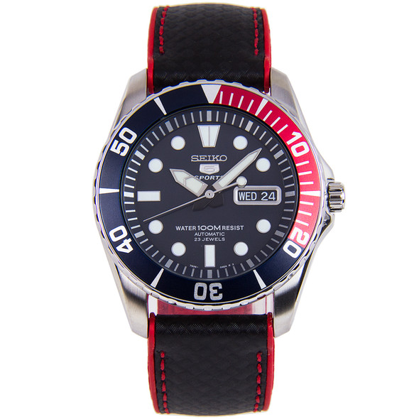 SNZF15K1 Seiko 5 Sports Automatic Watch
