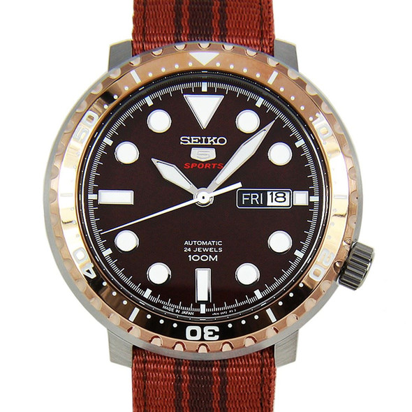 SRPC68J Seiko 5 Sports Automatic Watch