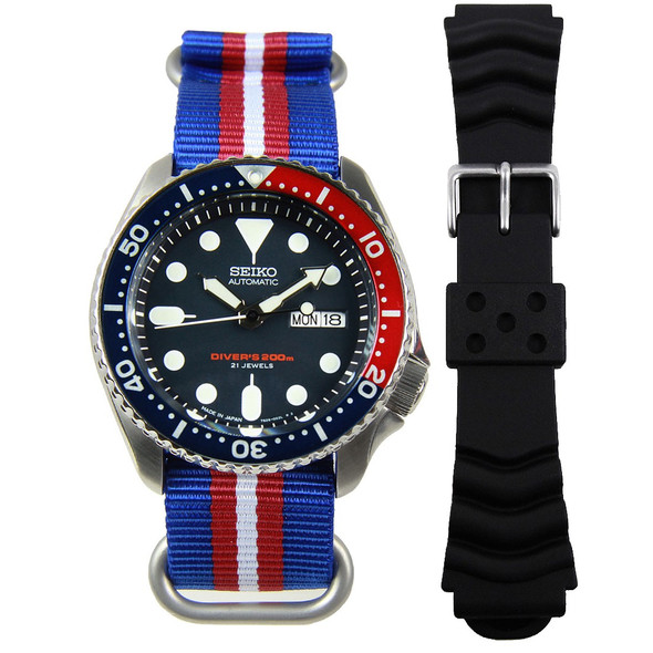 Seiko Automatic Dive Watch SKX009J