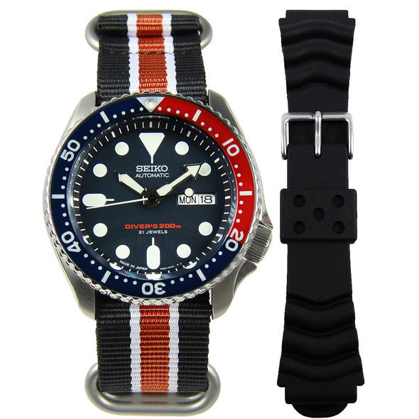 Seiko SKX009J1 Mens Watch