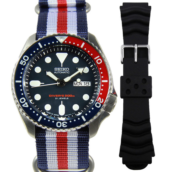 Seiko SKX009J1 Divers Japan Watch