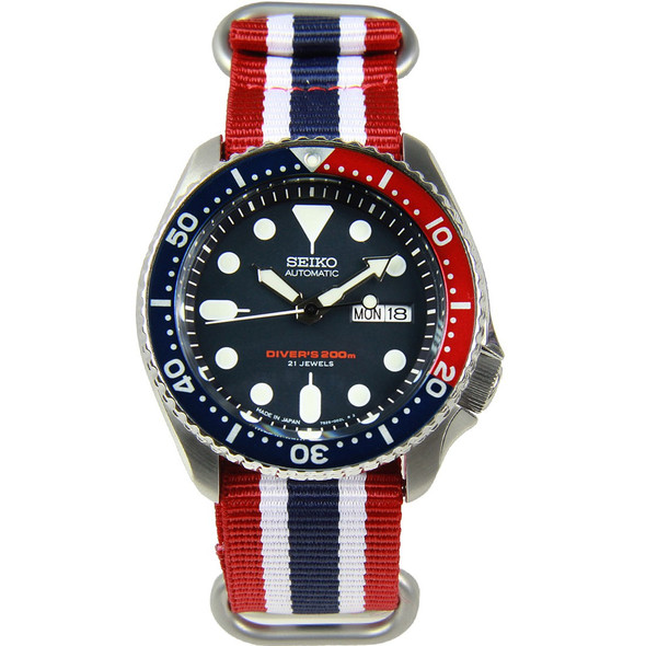 Seiko Automatic Watch SKX009J1