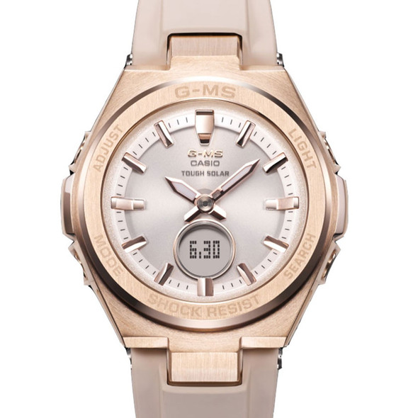 Casio Baby-G Watch MSG-S200G-4A