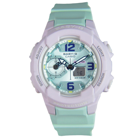Casio BGA-230PC-6B Baby-G Sports Watch