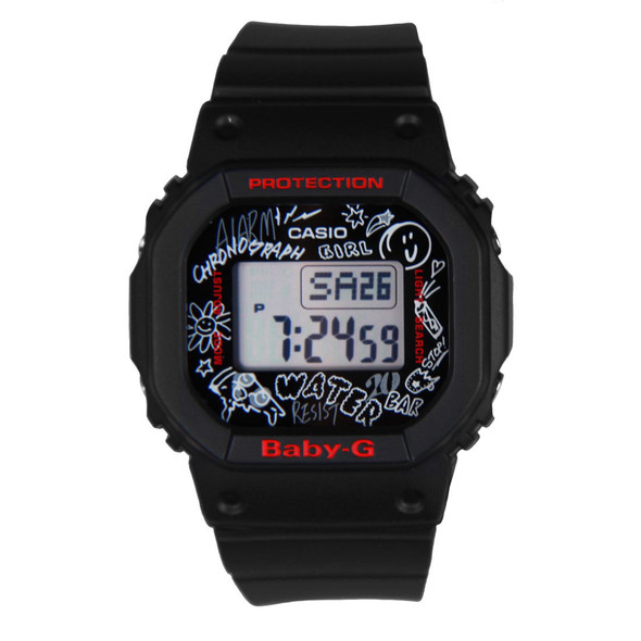 Casio BGD-560SK-1D Baby-G Sports Watch